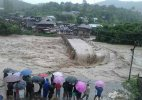 Landslide buries entire village in Manipur, at least 20 dead