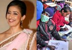Manisha Koirala, 600 cancer survivors to participate in 'Fight against Cancer' program