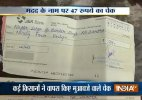 Flood-hit farmers of J&K feel insulted by compensation cheques worth Rs 47