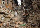 #NepalDevastated: Rescuers dig for survivors, death toll surpasses 2300-mark