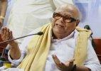 Sri Lankan Tamil Minister calls on Karunanidhi