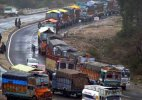 Jammu-Srinagar NH restored for one-way traffic