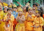 Mathura gears up for Krishna Janmashtami celebrations