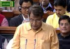 Railway minister Suresh Prabhu inaugurates integrated security system in Mumbai