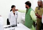Picture of J&K BJP minister touching woman doctor's collar goes viral