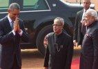 Rashtrapati Bhavan looks spectacular with lights on: Obama