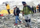 I feared that ground would open up and swallow us: Mountaineer