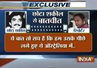 Exclusive: Dawood Ibrahim and I will live together till last breath, says Chhota Shakeel