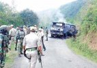 NIA announce cash rewards Manipur attackers army convoy