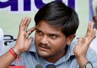 I want to be the modern Sardar Patel, says Hardik Patel