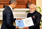 Obama in India: India, US renew defence pact with joint production on 4 projects