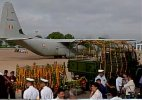 IAF plane carrying APJ Abdul Kalam's mortal remains leaves for Rameshwaram