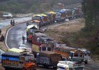 Jammu-Srinagar National Highway closed for fifth consecutive day