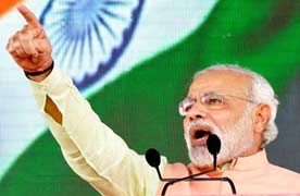 Modi's new slogan- Science is universal, Technology must be local