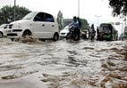Yamuna level in Delhi receding, water enters Ring Road