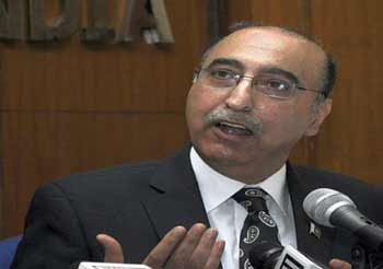 India rejects Abdul Basit claims, says there are only two stakeholders on J&K
