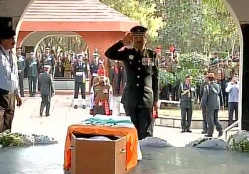 Nation pays tribute to Siachen braveheart Hanumanthappa