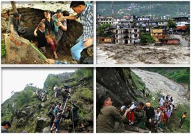 Uttarakhand devastated: Toll mounts to 138, people wait for food, help