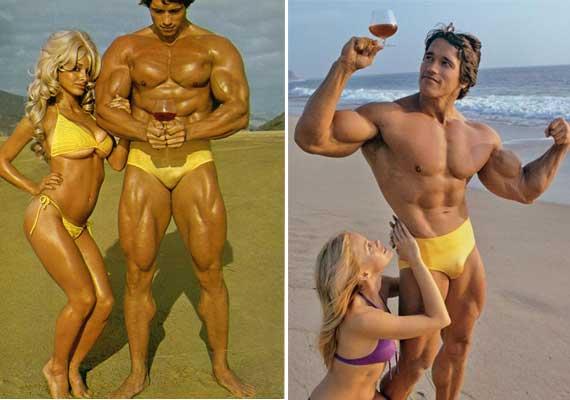 Arnold schwarzenegger sexual