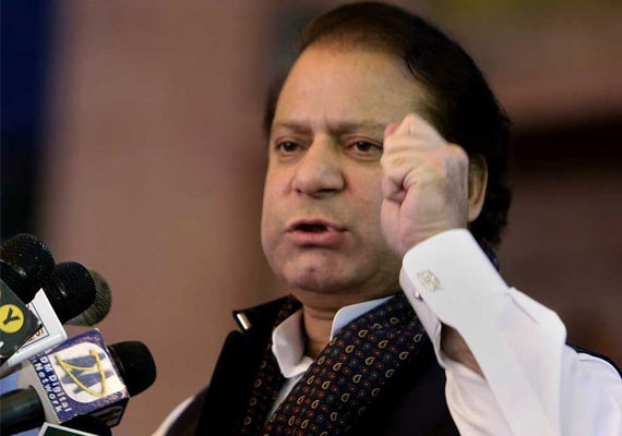 Nawaz Sharif formally nominated for PM's post