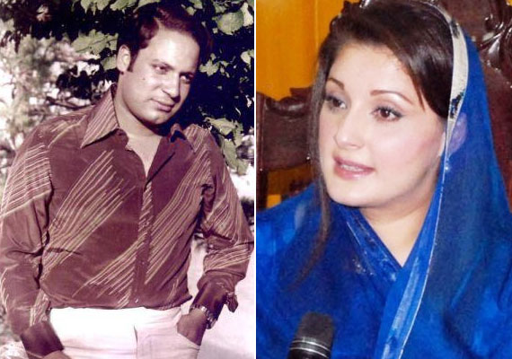 Rare pictures of Nawaz Sharif and family