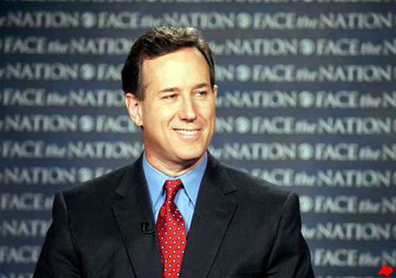 Santorum Questions Obama's 'World View'