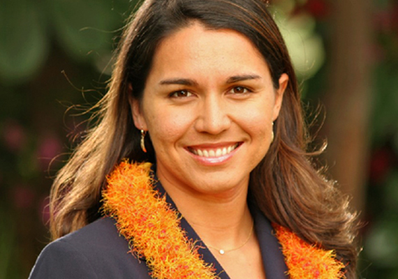 Tulsi Gabbard first Hindu-American elected to US Congress