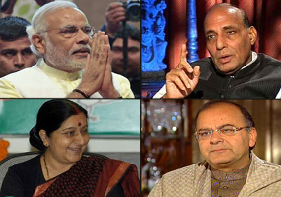 'Small and compact' Cabinet to take oath with Modi on May 26