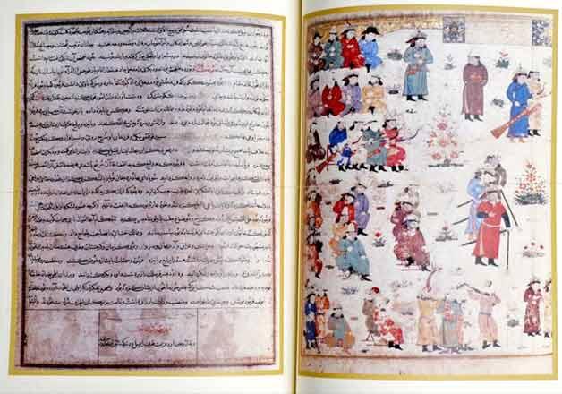mongolia scriptures