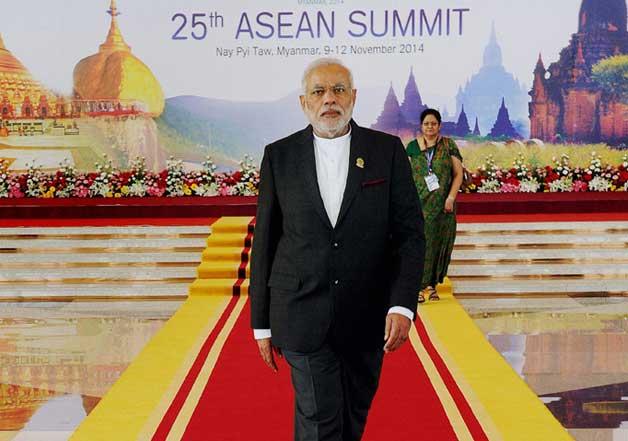 modi at asean summit