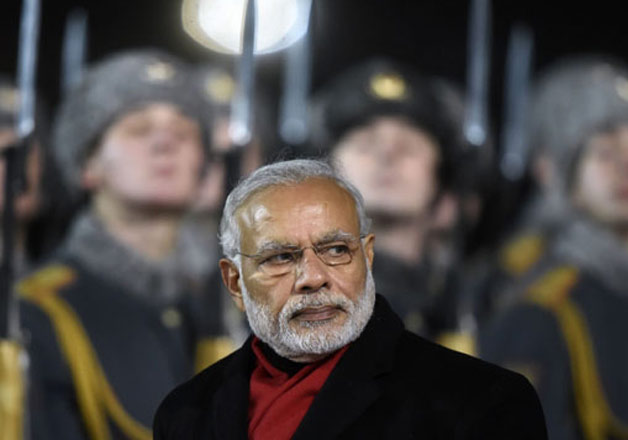 Modi in Moscow