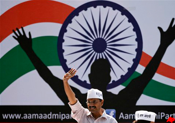 Aam Aadmi Party: Know Arvind Kejriwal's new political team