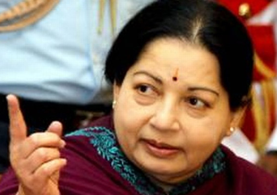Act on Tamil Nadu resolution, Jaya to PM