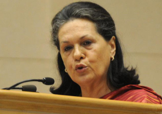 Anti-Telangana Congress  MPs meet Sonia Gandhi