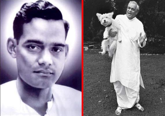 At a glance: Rare pictures of Atal Bihari Vajpayee