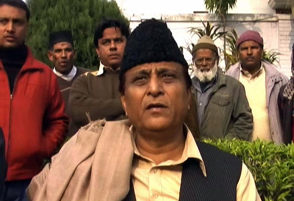 Azam Khan Accuses BSP Of Maligning SP Government's Image
