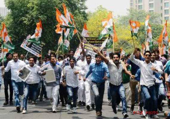 Esamir International News Network BJP-workers-obs16743