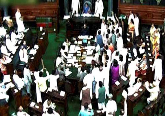 BJP disrupts parliament over Wal-Mart lobbying issue