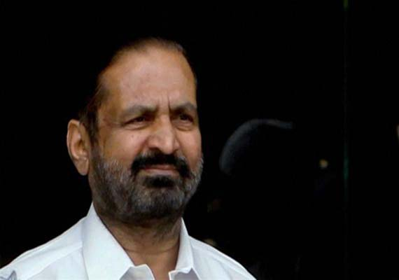 CWG scam: Court frames charges against Suresh Kalmadi & others