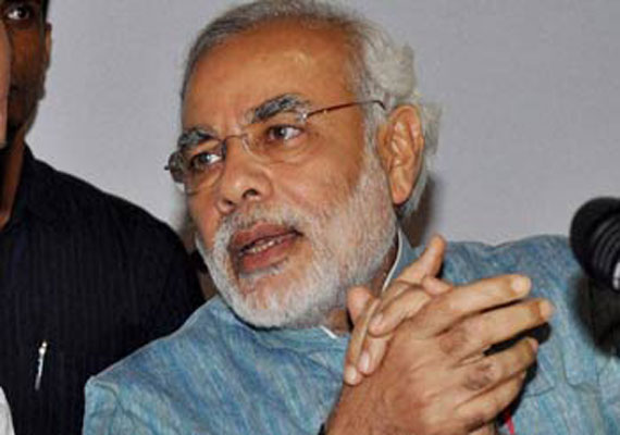 Congress has failed in Gujarat  both in govt and opposition, says Modi