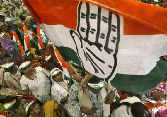 Fire in tent being put up for Congress' Chintan Shivir