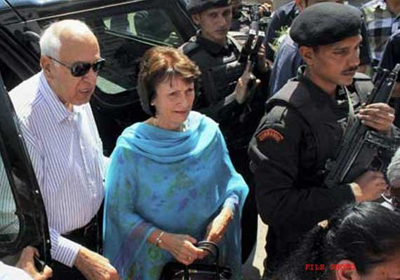 Farooq Abdullah Molly Abdullah Kidney to Farooq Abdullah