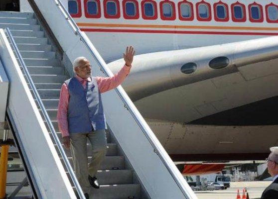 PM Modi reaches Sydney to enchant Indian diaspora today