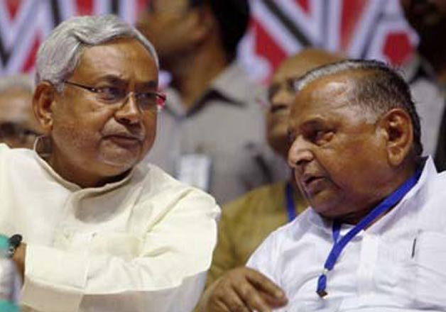 Amid confusion over merger, Nitish asks Mulayam to call ...