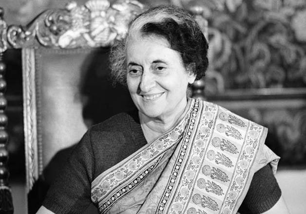 "Biography of ""Indira Gandhi"" in Hindi"