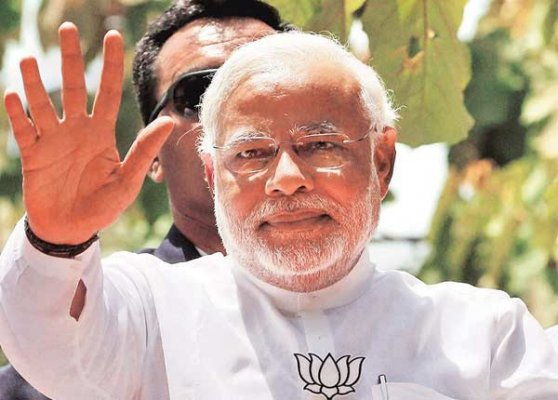 Modi success result of clever shepherding of perceptions: Book