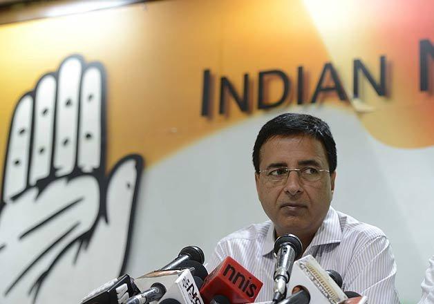 Congress demands Swaraj's resignation, also drags in PM Modi