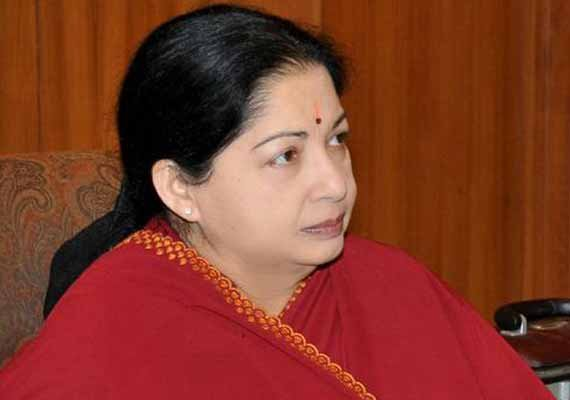 Tamil Nadu's 'Amma' held guilty of corruption, gets 4-year jail