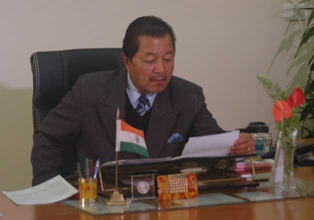 BJP dismisses Mizo CM's allegation
