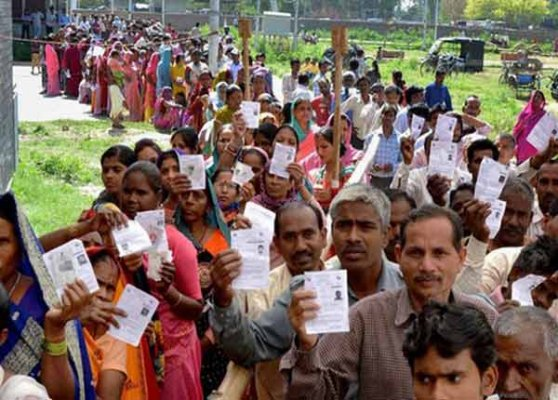 LIVE: Polling underway for first phase of elections in J&K and Jharkhand